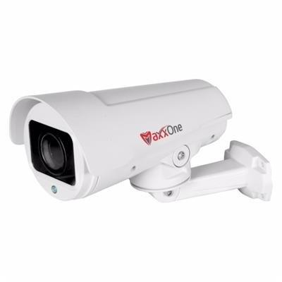 MaxxOne SE52 Überwachungskamera, 2,4 MP PAN/Zoom HD-TVI PTZ Tag/Nacht mit 1080p, IP66, 30 m IR und 5-50 mm Objektiv