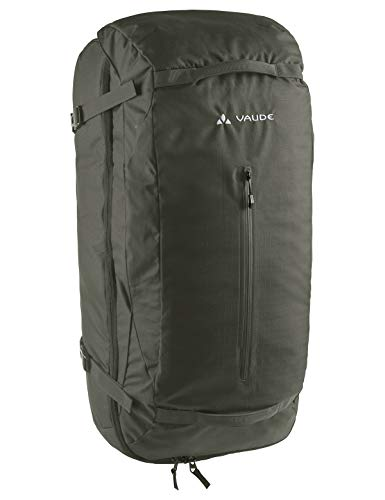 VAUDE MUNDO 65+To go Sac à Dos>=50L Olive FR: Taille Unique (Taille Fabricant: One Size)