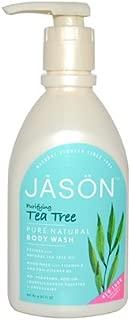 Bulk Saver Pack 6x30 FZ : Jason Body Wash Pure Natural Purifying Tea Tree