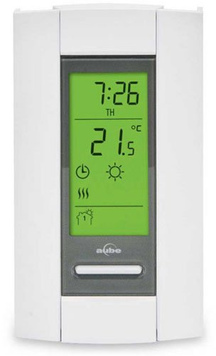 Aube by Honeywell Home TH115-A-240D-B/U Programmable Electronic Thermostat
