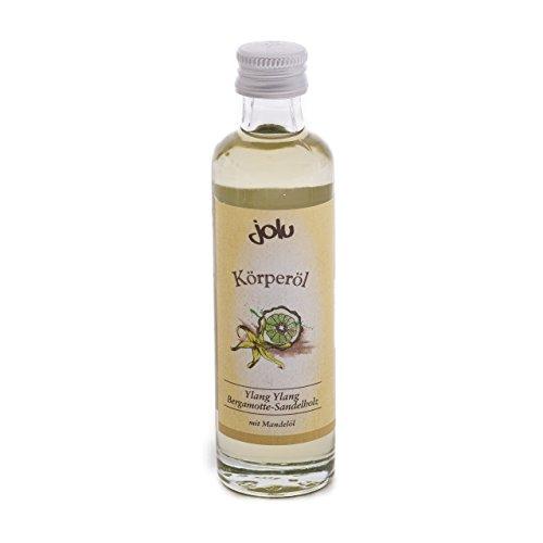 Körperöl Ylang Ylang Bergamotte-Sandelholz Naturkosmetik 40ml