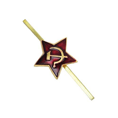 Epic Militaria Réplica Insignia De La Estrella Roja Soviética