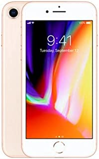 Apple Iphone 8 With Facetime - 64 GB, 4G LTE, Gold, 2 GB Ram, Single Sim - 2724468347214