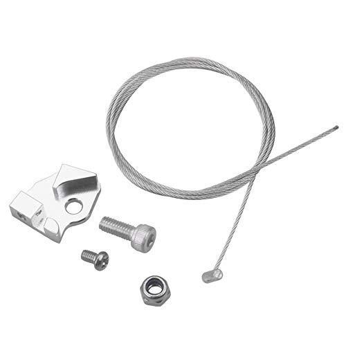 Handbremshebel-Freigabekabel Freigabeknopf Feststellhandbremskabel Passend für Ford S-Max Galaxy