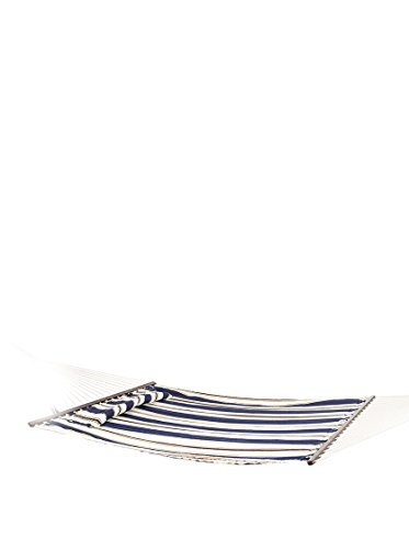 Design Twist Colombia hangmat, katoen, gestreept, 200 x 150 x 2 cm