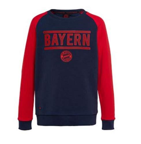 FC Bayern München Kinder Sweatshirt Pullover Pulli Shirt (116)