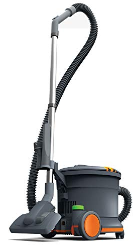 Hoover Commercial Hush Tone Canister Vacuum