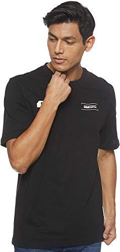 PUMA Nu-Tility tee Camiseta, Hombre, Black, L