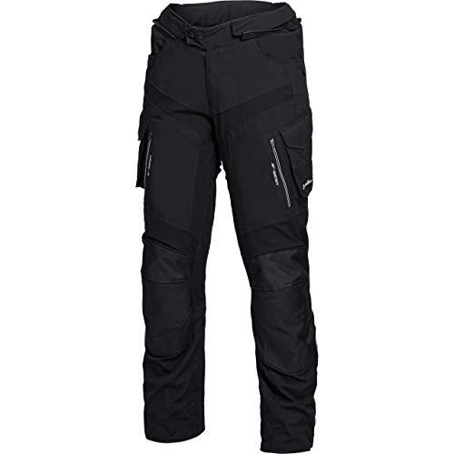 IXS Motorradhose Shape-ST Tour Textilhose schwarz XL (kurz), Herren, Tourer, Ganzjährig, Polyamid