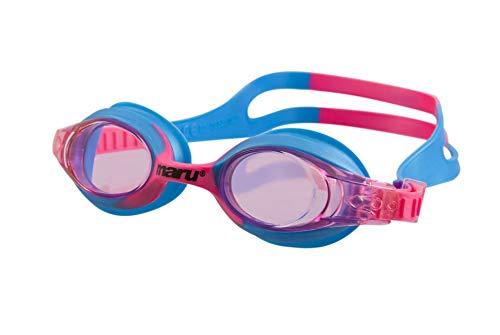 maru Unisex, Jugendliche AG5701 Schwimmbrille, rosa/blau, Für Kinder