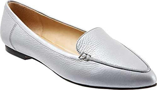 [トロッターズ] シューズ 29.0 cm スリッポン・ローファー Women's Ember Loafer Grey Pearl レディース [並行輸入品]