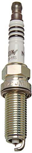 NGK LKAR7BIX-11S Iridium IX Spark Plug (93501 Iridium Ix), 4 Pack