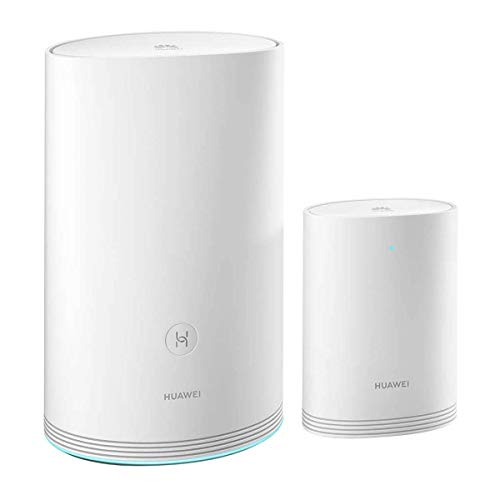 HUAWEI WiFi Q2 Pro (1 Base + 1 Satellite) WiFi Router Gigabit 5G Hybrid Router Home Mesh Office Internet Router