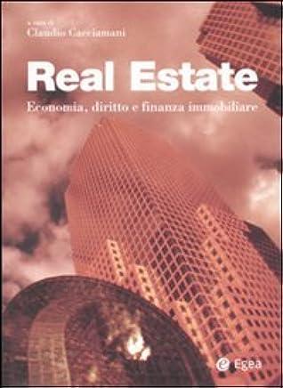 V.e.REAL ESTATE Economia, diritto e fina immobiliare