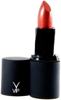 VIP Cosmetics Idol Long Wear Non Sticky Orange Red Cranberry Frost Lip Gloss Lipstick 326 Make Up