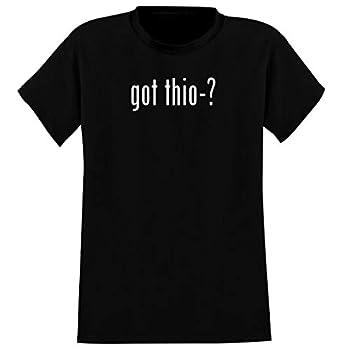 got thio-? - Men s Crewneck T-Shirt Black XX-Large