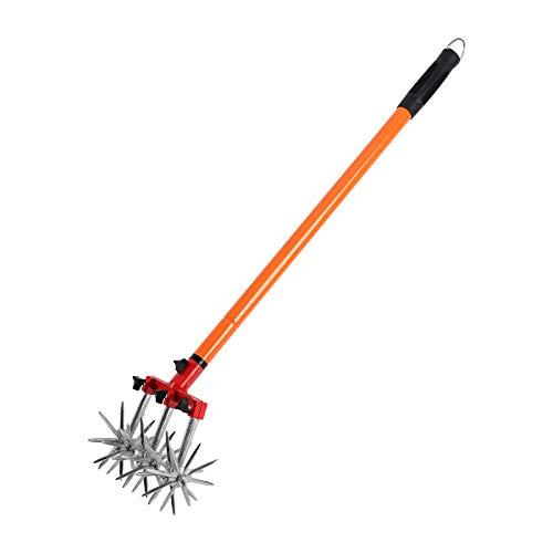 KINEDOO Rotary Weeding Tools for Garden, Garden...