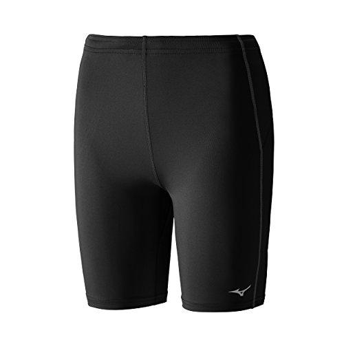 Mizuno Drylite Core Mid Wos, Pantalone da Corsa Donna