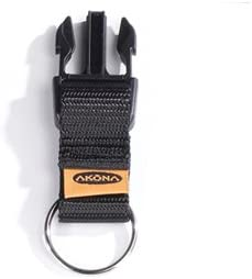 AKONA Split Ring Clip. free shipping Add an New York Mall Additional Yo D-Ring to Connection
