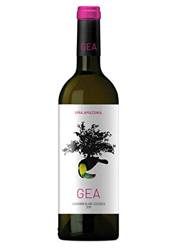 Caja de 2 Botellas de Vino Sauvignon Blanc Ecológico Organic & Vegan...