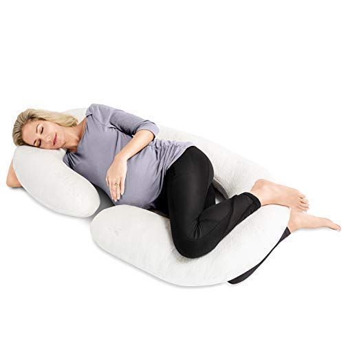 Excellent 10 Best Pregnancy Pillows 2019 Reviews Mom Loves Best Beatyapartments Chair Design Images Beatyapartmentscom