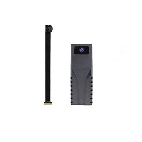 SYLOZ-URG HD 720P DIY Portátil WiFi IP Mini Cámara P2P Inalámbrico Micro Webcam Videocámara Video Recorder Admite Vista remota SYLOZ-URG (Color : Without TF Card)