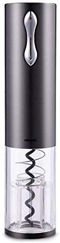 Barir Bouteille électrique décapsuleur automatique en acier inoxydable ouvreur de vin ouvre-bouteille rechargeable