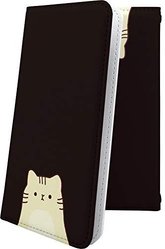 スマートフォンケース・P9 lite / P9 / P8 lite・互換 ケース マルチタイプ マルチ対応スマートフォンケース・手帳型 ぶた 豚 ねこ 猫 猫柄 にゃー ファーウェイ ライト 手帳型スマートフォンケース・女の子 女子 女性 レディース P 9 P9lite P8lite キャラクター キャラ キャラケース [NAA36086YT2]