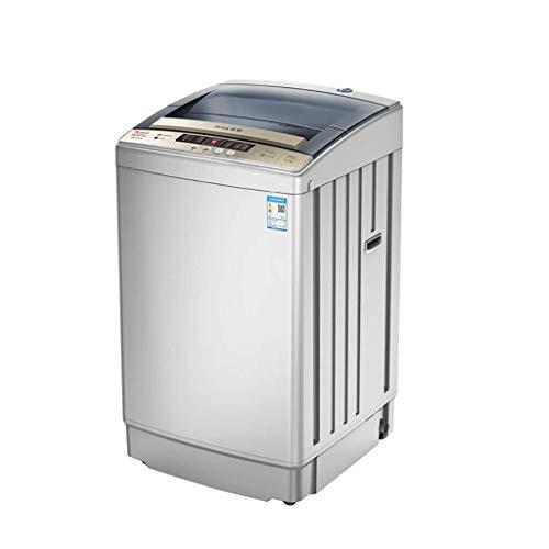 Lavadoras de ropa Mini Lavadora doméstica pequeña semiautomática Lavadora portátil con Drenaje Ciclo Cesta 320W