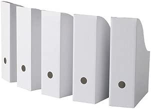 IKEA Flyt Magazine file, Pack of 10, White