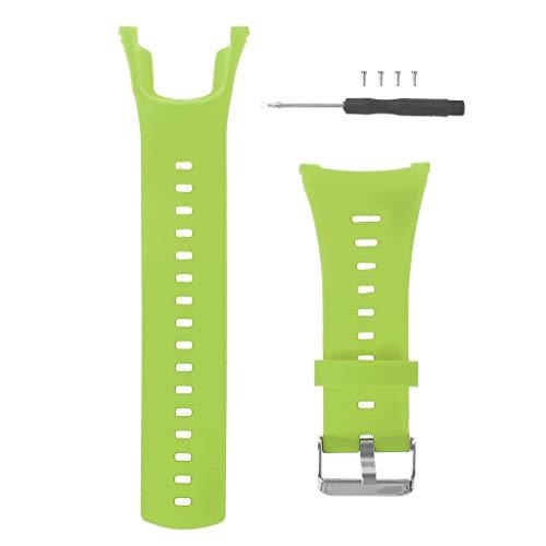 Meipai - Pulsera deportiva de silicona compatible con Suunto Ambit Series 1/2/3