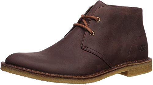 UGG Men's Groveland Chukka Chukka Boot, Gingerbread, 9 M US