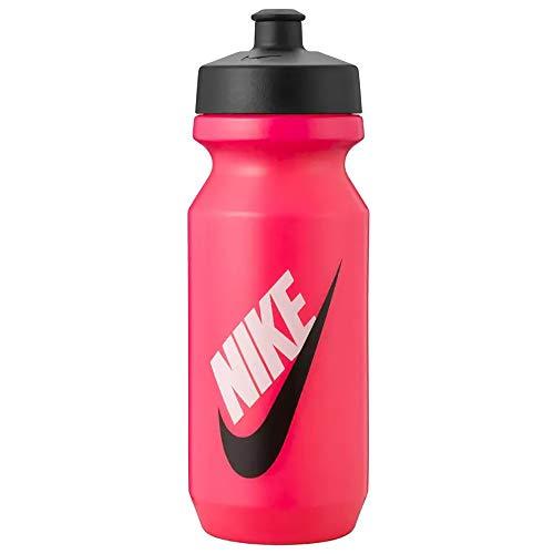 NIKE Big Mouth Botella, Unisex Adulto, Rosa, 650 ml