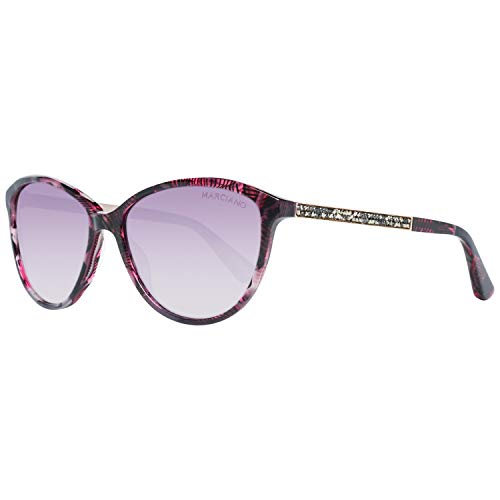 Guess by Marciano Sonnenbrille GM0755 81Z 57 Gafas de sol, Rosa (Pink), 57.0 para Mujer
