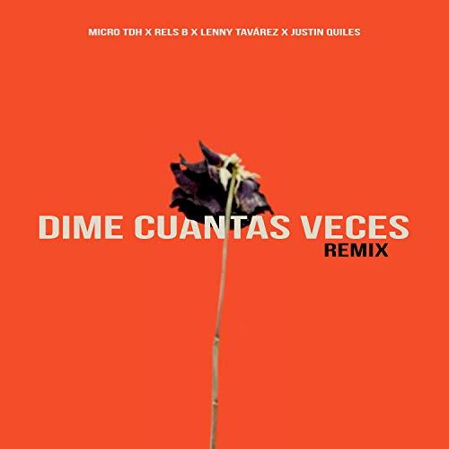 Dime Cuantas Veces (Remix) [feat. Justin Quiles]