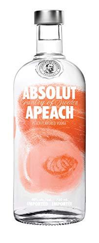 Vodka Absolut Peach 750 Ml