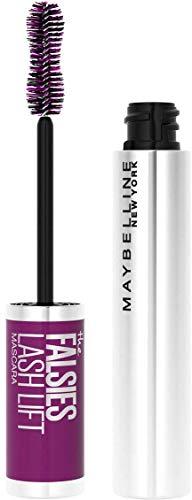 Maybelline New York - Mascara Effet Faux Cils - The Falsies Lash Lift - Teinte : Noir, 9,6 ml