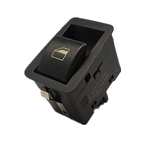 KUANGQIANWEI Interruptor de Control de la Ventana eléctrica Fit para BMW E46 316I 318i 320i 323i 325i 328i 330i 338ci 320ci 61316902174, 61 31 6 902 174 174