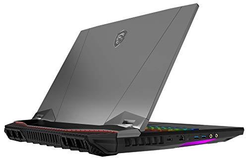 "MSI GT76 10SGS-045 Titan DT - 17,3"" 4K-UHD IPS, Intel i9-10900K, 64GB RAM, 2TB SSD, GeForce RTX 2080 SUPER, Windows 10 Pro"