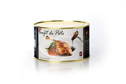 Polgri - Confit de Pato 4/5 Muslos de Pato | Muslos de Pato