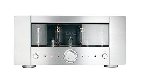 T.A.C. K-35 Röhrenvollverstärker Silber