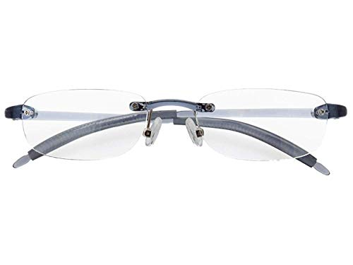 メガネで5歳若返る ♯超弾性老眼鏡リーディンググラス (S+1.50)