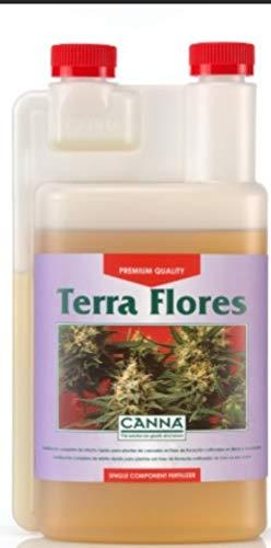 Canna Terra Flores 1 Liter - Blütedünger ideal für Grow