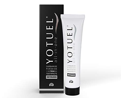 Yotuel All-In-One Bleaching Whitening Zahncreme 75 ml