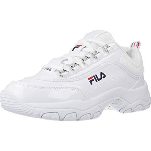 Fila Strada - Zapatillas Bajas Mujer Blanco Talla 37