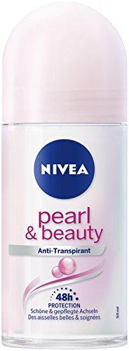 Nivea Roll-On, deodorantroller voor vrouwen, 6 x 50 ml