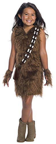Rubie's Star Wars Classic Child's Deluxe Chewbacca Dress, Small