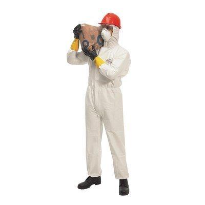 Kcp 95180Kleenguard A20traspirante tuta protettiva contro particelle con cappuccio–x Large–bianco (confezione da 25)