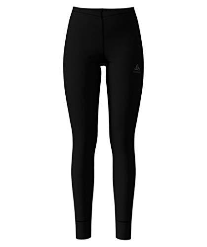 Odlo Damen Pants Warm Unterhose, Schwarz(Black), XS