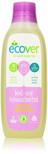Ecover Ökologisches Woll- und Feinwaschmittel, 1 l